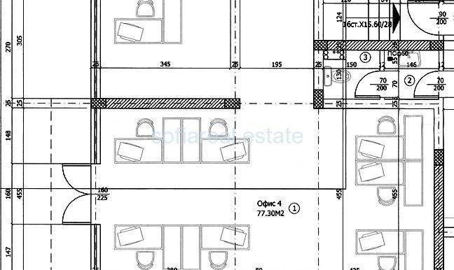 партер-схема офис 4