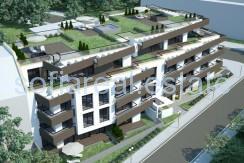 ПРОДАДЕН!! Апартаменти и магазини в луксозна жилищна сграда