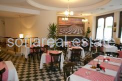 Обзаведен Ресторант с тераса в Лозенец