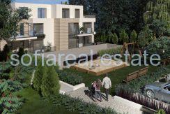 Продава Тристаен Апартамент В Бутикова Жилищна Сграда В Полите На Витоша